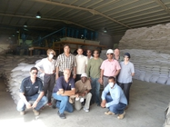 SWIG Visit To Tyre Recycling Facility